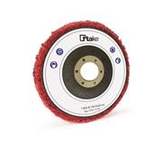 Disco con supporto in fibra TT-RED