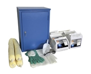 Kit antisversamento per ACIDO SOLFORICO in armadio