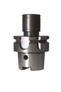 Mandrino rigido senza compensaz, HSK63/HSK100, A