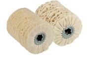 Ruota sisal-cotone e cotone ventilato AB7900