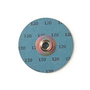 Disco abrasivo corindone con attacco rapido femmina AB1090