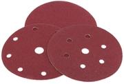 Disco velcrato peso E carta abrasiva corindone AB1080