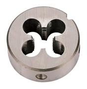 Filiera tonda GAS a mano e a macchina in HSS TA1702, DIN-EN 24231, tolleranza ISO 228, imbocco corretto