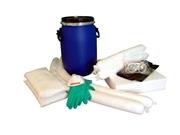 Kit antisversamento SOLO OLIO in contenitori cilindrici