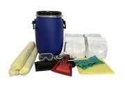 Kit antisversamento per ACIDO SOLFORICO in contenitori cilindrici