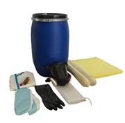 Kit antisversamento per FORMALDEIDE in contenitori cilindrici