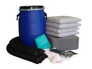 Kit antisversamento per CANTIERI in contenitori cilindrici