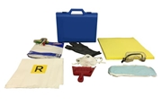 Kit antisversamento per FARMACI ANTIBLASTICI in contenitori portatili