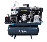 Macchina Multienergy, Diesel, 10.2 HP