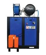 Macchina Multienergy, Diesel, 17 HP, con raffreddamento a liquido
