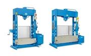 Pressa elettroidraulica Capacità 10-150 ton