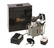 Centralina idraulica portatile, a batteria