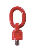Golfare girevole con anello, orientabile sotto carico, certificato CE