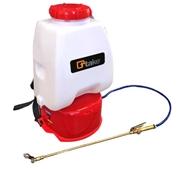 Sanificatore spallabile a batteria