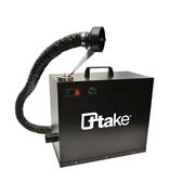 Depuratore portatile per aspirazione fumi di saldatura