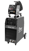 BASIC 300, saldatrice MIG-MAG, con accessori