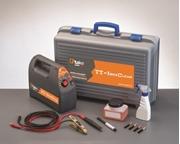 TT-Inox-Clean macchina per elettrodecapaggio, elettrolucidatura, elettromarcatura