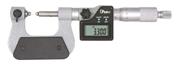 Micrometro digitale per controllo filettature metriche esterne IP65