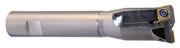 Fresa per lamatura (180°) TA5020, attacco weldon